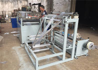 Side Sealing Bread Bag Making Machine 500mm Max Material Diameter CE Compliant