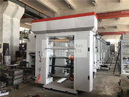 BOPP / CPP / PET Automatic Printing Machine , Plastic Film Rotogravure Printing Machine